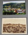 Postkarten-Konvolut
