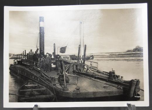 Schiffspostkarten/-fotos, Konvolut 3 Exemplare