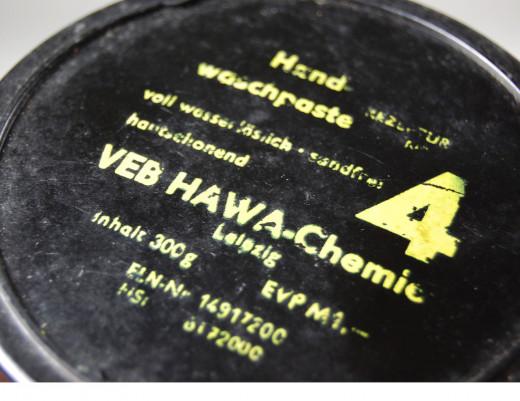 VEB HAWA-Chemie, handwashcream