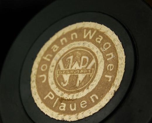 Farbbanddose Wagner, Plauen
