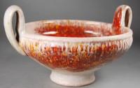 Karlsruher Majolika, bowl
