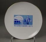 KPM, Wandteller WCOTP/CMOPE 1975