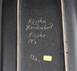Ruscha, Wandtafel Fische