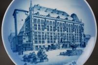 Royal Copenhagen, Wandteller