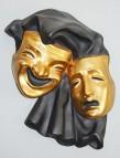 Achatit, mask goldmask