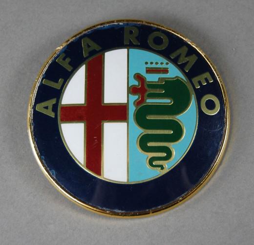 Alfa Romeo, Fahrzeugplakette