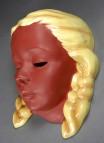 Cortendorf, wallmask girls head