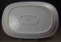 Arzberg, tableware 2050, oval serving platter