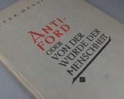Anti-FORD oder Von der Würde der Menschheit