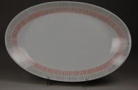 Arzberg, tableware 2000, oval serving platter