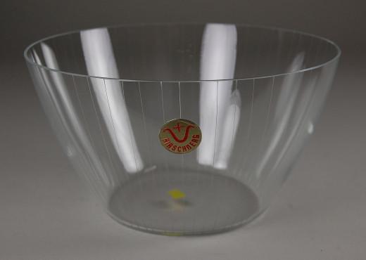 Hirschberg, bowl