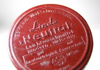 VEB Linda-Werk, Dose Linda Neutral