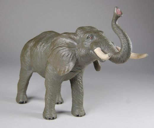 Elefant, Spielzeug