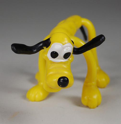Brabo, Walt Disney Biegefigur Pluto