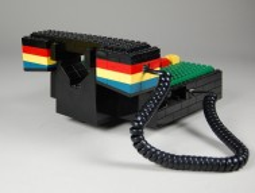 Tyco; Telefon Super Blocks