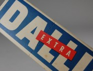 DALLI EXTRA Seife, Original-Packung
