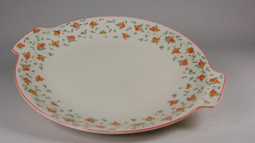 Arzberg, tableware 1382, cake plate