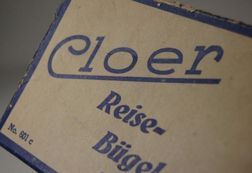 Cloer, Reisebügeleisen