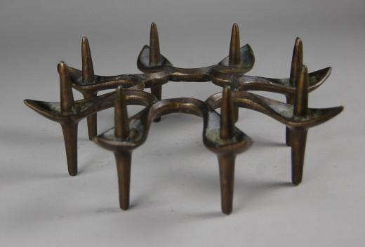 Dansk Design, candle holder 1706 - Starholder