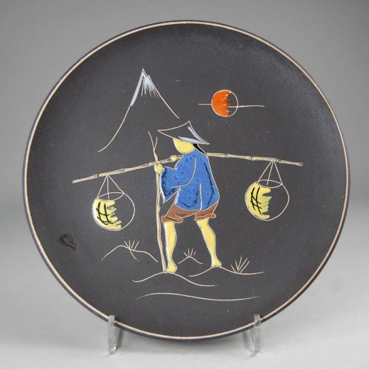 Ruscha, wall plate