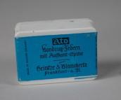 Ato, Bandzug-Federn 626 mit Aufkant-Spitze 2,5 mm; Packung 1/4 Gros