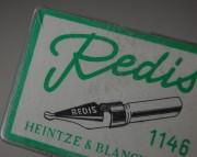Redis, Schnurzugfeder 1146,