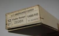 Faber, Eberhard; Box mit 12 Bleistiften Flache Riesen, Zeder