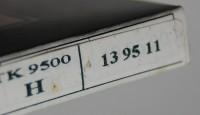 Faber-Castell, Fallminenstift TK 9500 H - Ausführung 1990er