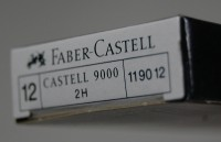 Faber-Castell, blacklead pencils