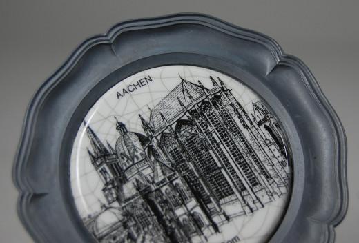 Bleiteller, Dom Aachen