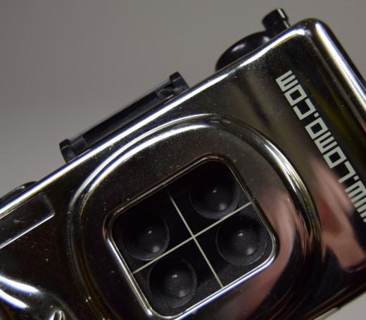 Lomo, Kamera
