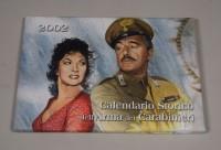 Calendario Storico dell'Arma dei Carabinieri 2002