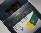 Faber-Castell, Super-Polymer Feinminen 9063 S-2H; 0.3/0.35 mm