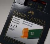 Faber-Castell, Super-Polymer Feinminen 9069 S-B; 0.9/1.0 mm