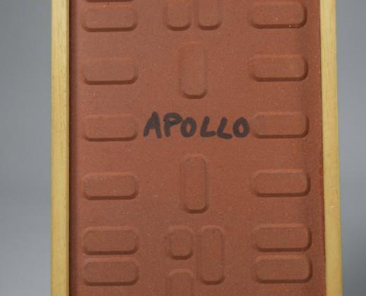Wandtafel Apollo