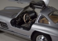 Franklin Mint Precision Models, Mercedes Benz 300SL - Modell 1:24