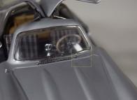 Franklin Mint Precision Models, Mercedes Benz 300SL - Modell 1:24