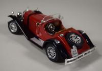 Bburago, Mercedes SSK, Modell 1:24