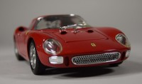 Hot Wheels, Ferrari 250LM, Modell 1:18