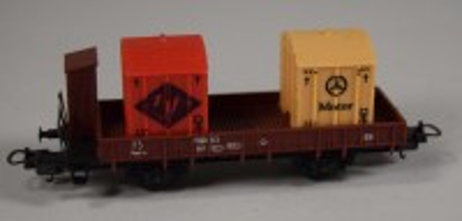 Lima, Güterwagen FS