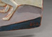 Gubler, B.; Wandplatte