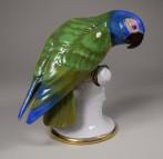 Porzellanfabrik Pfeffer; Papagei
