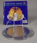 Camp Stove Toaster