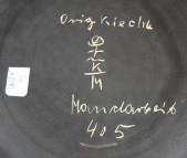 Kiechle, Arno; Wandteller