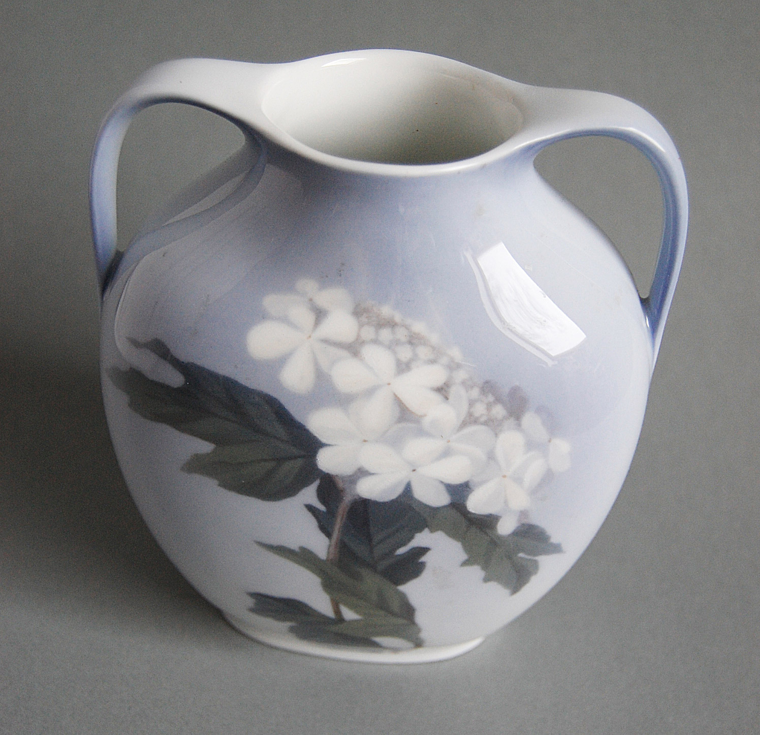 royal copenhagen vase. Black Bedroom Furniture Sets. Home Design Ideas
