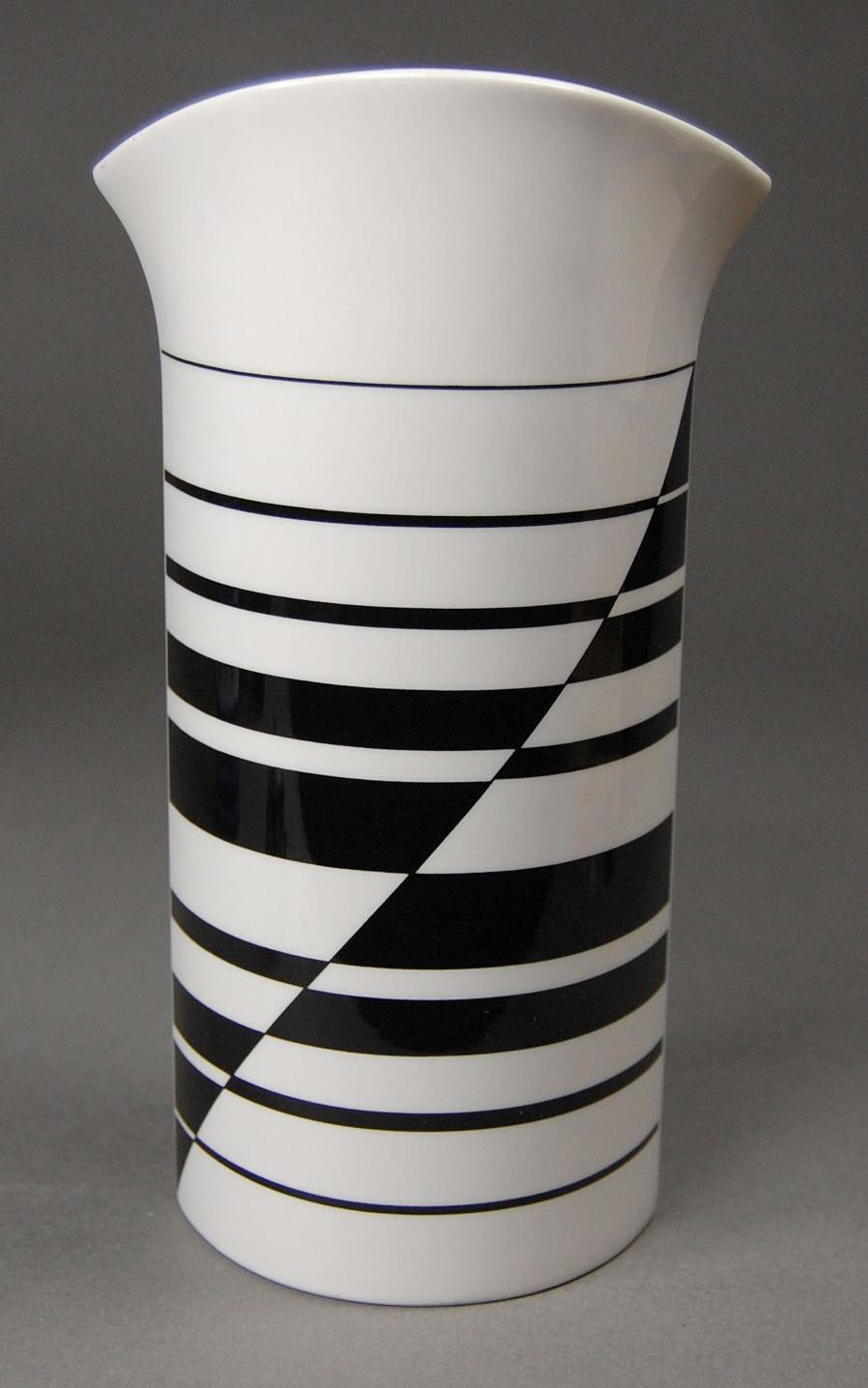 villeroy boch service alba vase. Black Bedroom Furniture Sets. Home Design Ideas