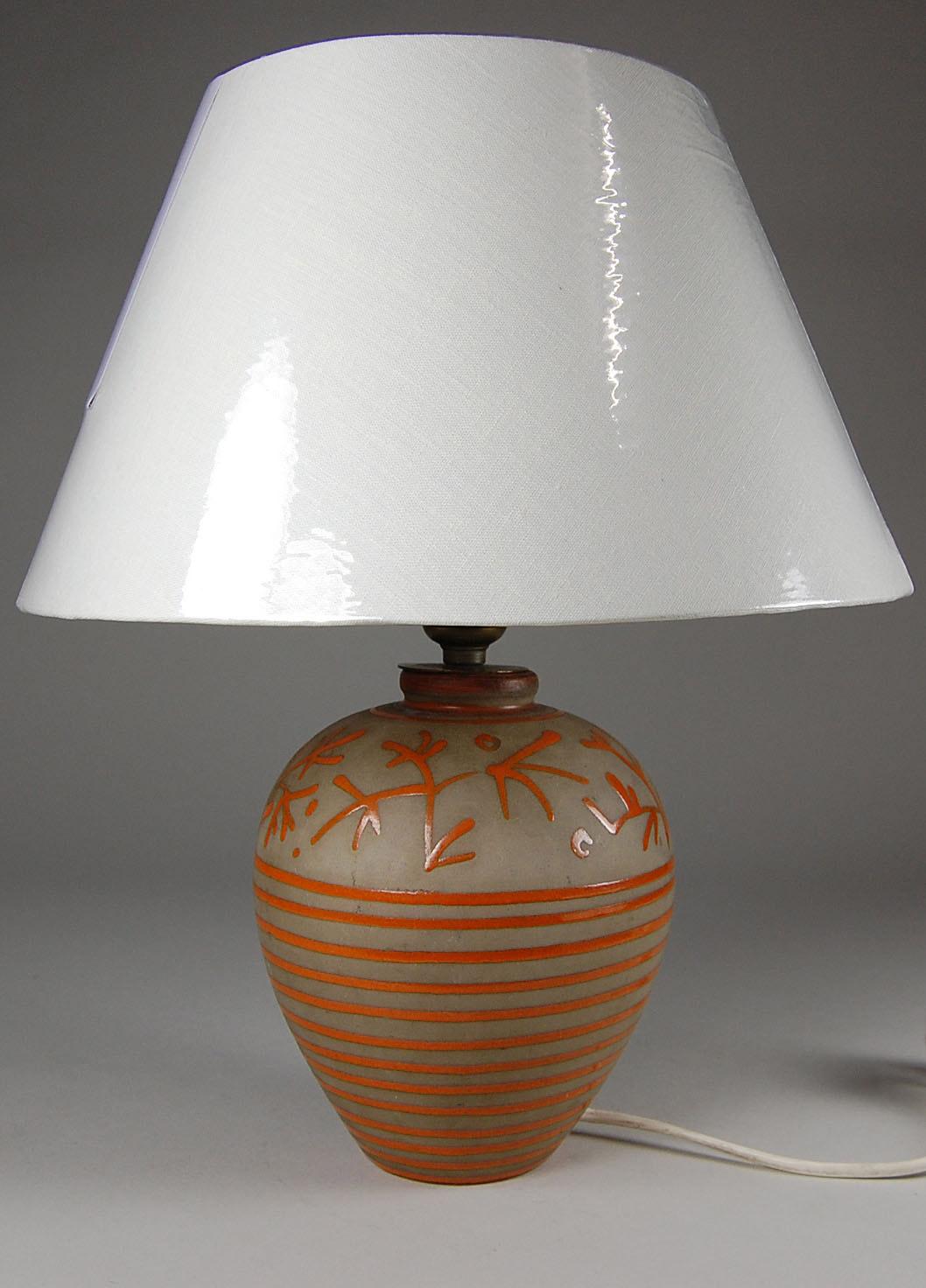 Nittsj keramik tischleuchte 825 - Keramik tischleuchte ...