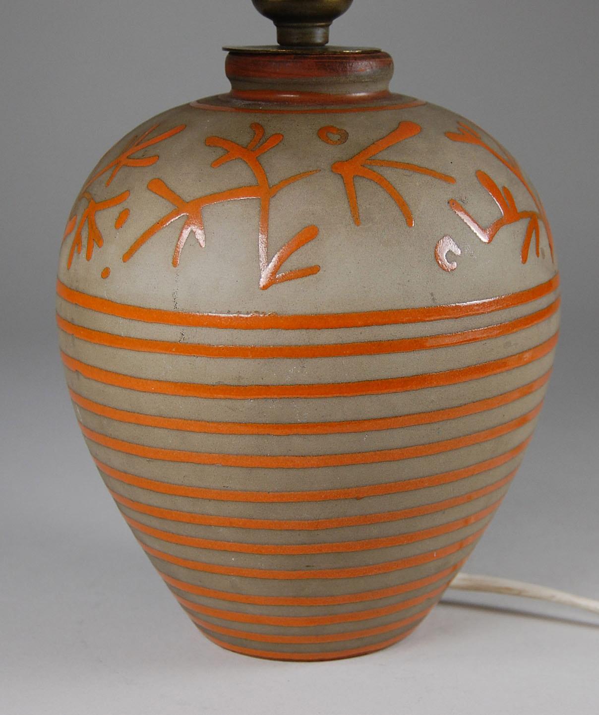 Nittsj keramik tischleuchte for Keramik tischleuchte